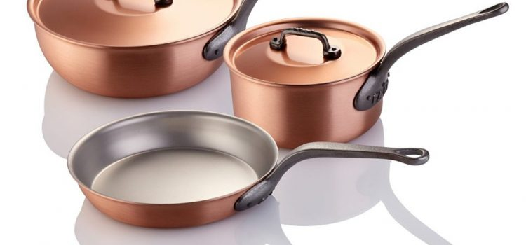 Top 10 Best Copper Pans and Sets Review Guide 2017