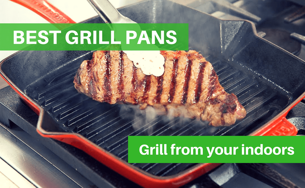 Top 10 Best Grill pans and Griddles review 2019