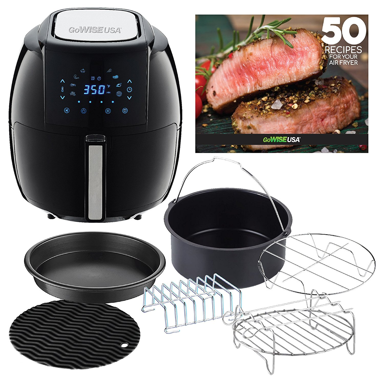 Gowise Air Fryer review – The best Air Fryer guide