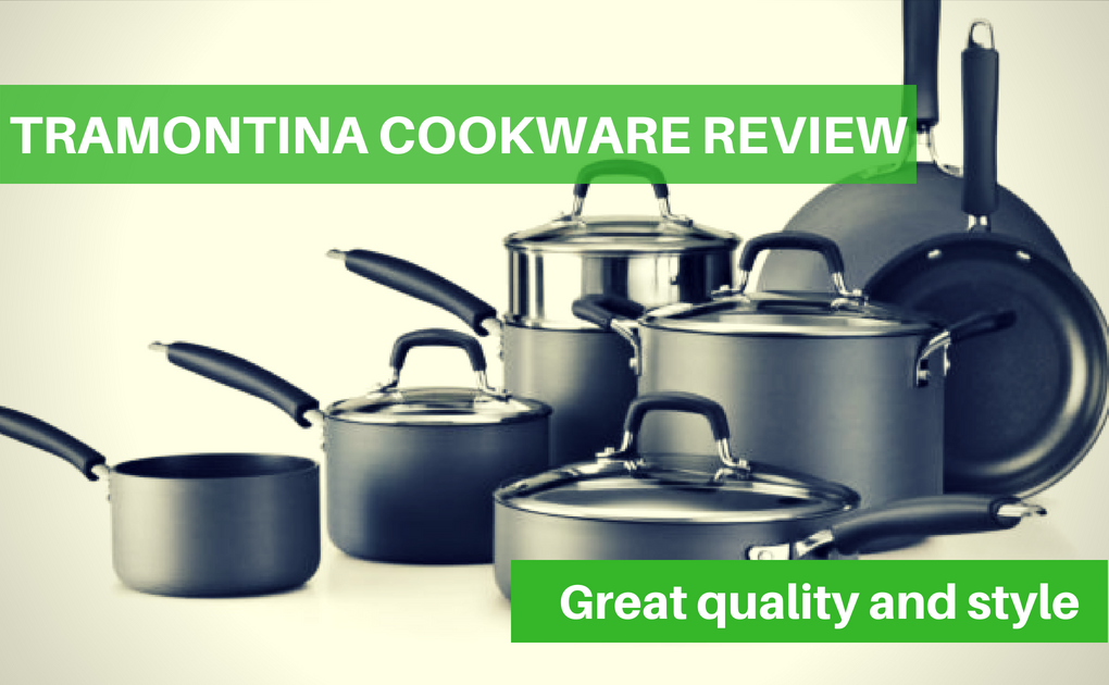 Tramontina Cookware Reviews – Fry Pans | Non-stick cookware | Stainless steel